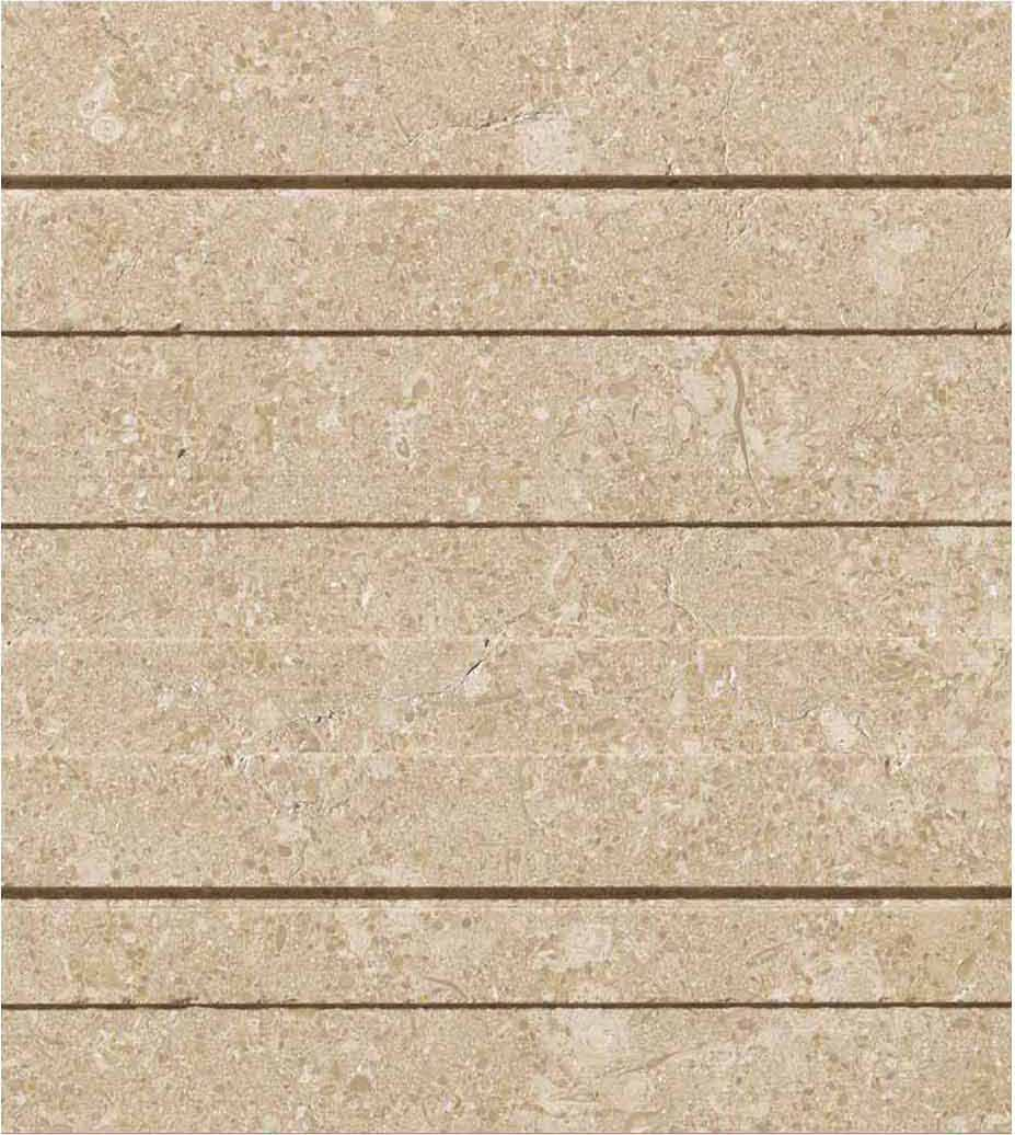 Grolla Beige Athena - Grolla hard limestone, the company's flagship product, is a versatile and resistant material because it lends itself to all types of processing.  What distinguishes this stone from the others are its extraordinary certified technical-mechanical characteristics, such as low water absorption, resistance to abrasion, salt, pollution and frost.  Thanks to these peculiarities, Grolla is suitable to the realisation of outdoor projects (ventilated and glued facades, floors, swimming pools) and interiors (wall coverings, floors, bathrooms, kitchens, objects and furnishing elements such as sinks, shower trays, tubs, tables and much more).  The colors of the Grolla range from beige to intense pink shades, passing through grey.  The remarkable technical characteristics, combined with the aesthetic qualities of this stone, adapt to suited to styles, architectural contexts and design from classic to contemporary, perfectly matching with wood, glass, steel and other materials.  Interiors and exteriors, classicism and contemporaneity: for Grolla, every solution is possible.   Matter of Stuff