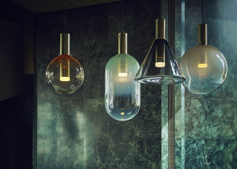 Phenomena Large Sphere Pendant Lamp