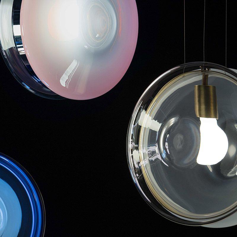 Orbital Pendant Light