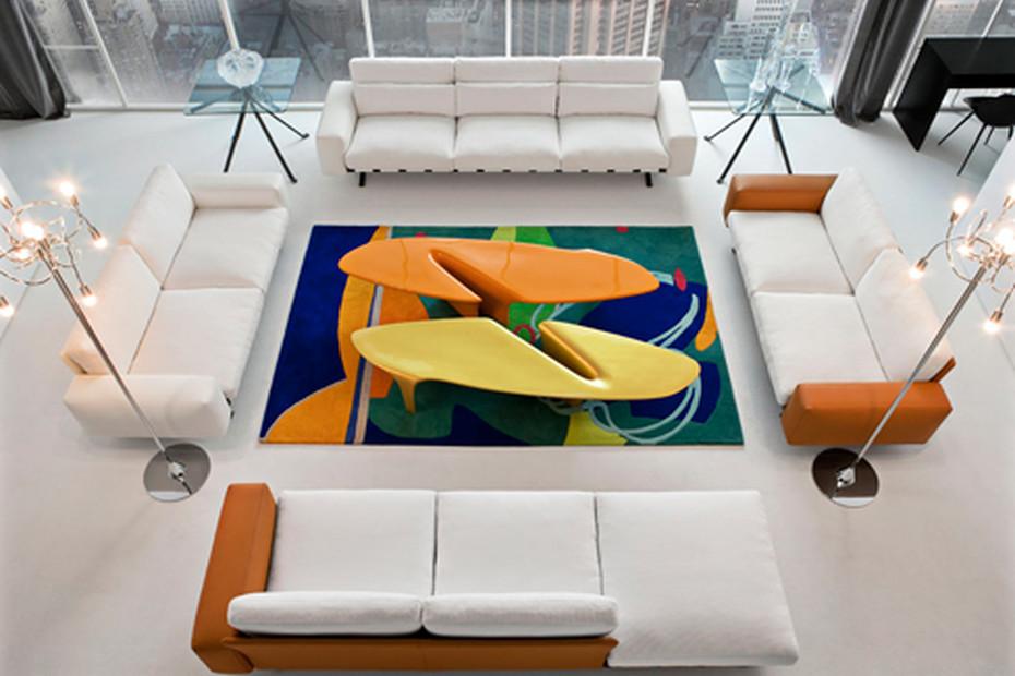 Fenix Four Seater Sofa
