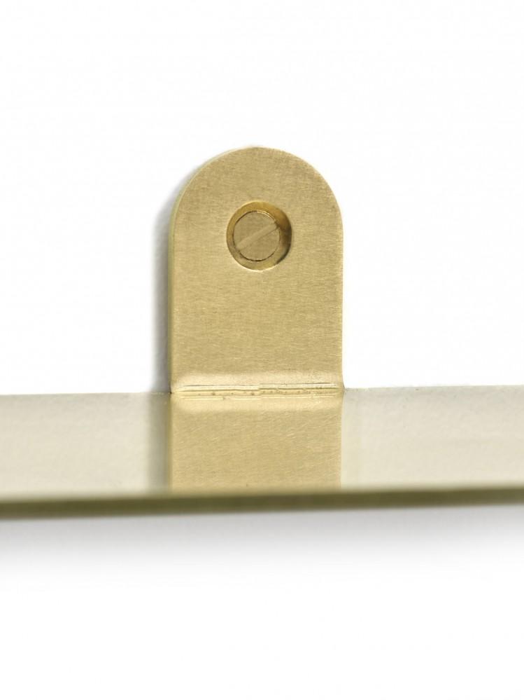 Shelf No 1 Brass