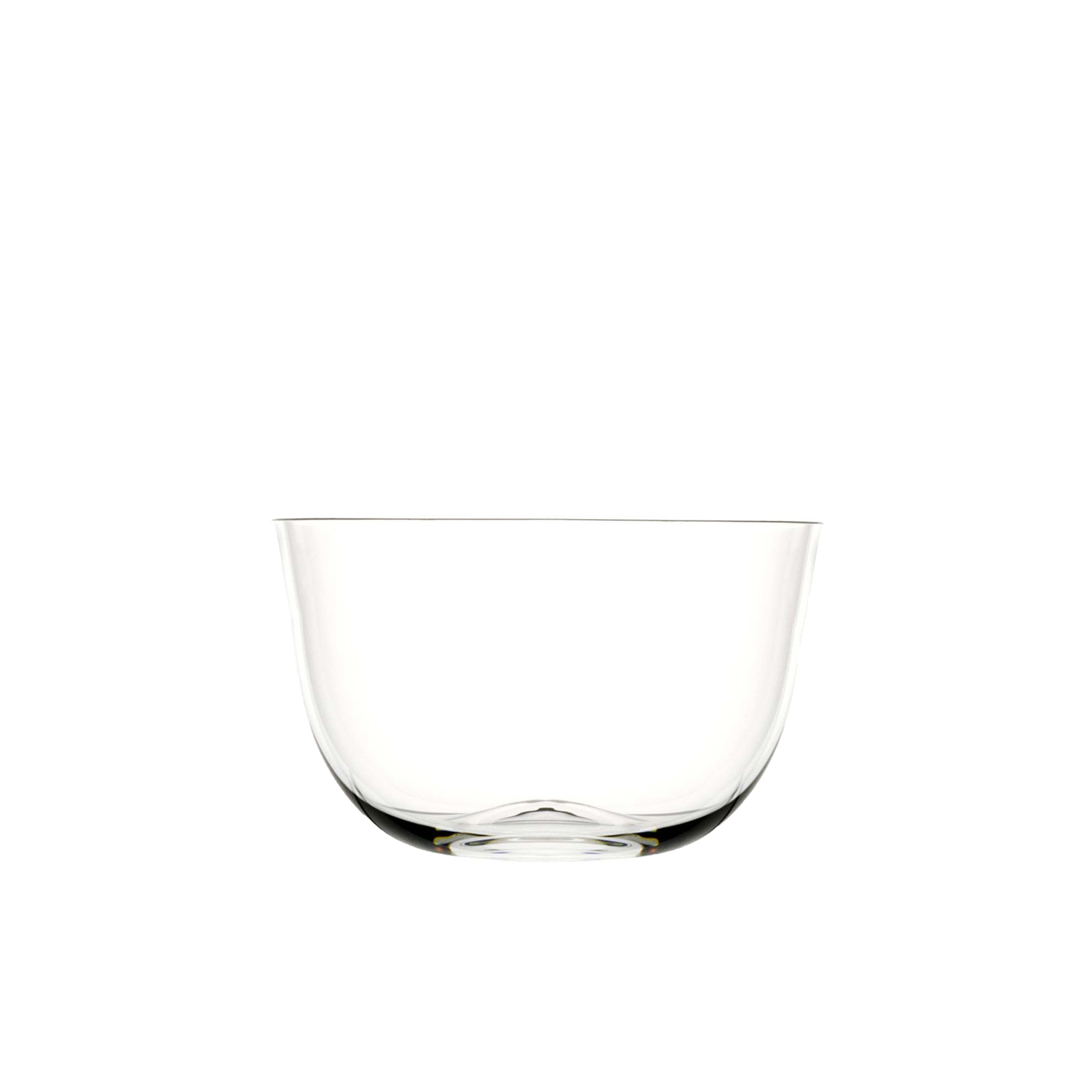 Drinking Set No.238 Finger Bowl without Stem - Set of 6 - The perfectly flowing contours of these original Josef Hoffmann shapes make this muslin glass series a classic. This elegantly balanced stemware was designed by Hoffmann for Lobmeyr already in 1917. The material - very fine (muslin) glass, mouth-blown in wooden moulds provides perfect elegance for these glasses.  The minimum order is 6 pieces per order   Matter of Stuff