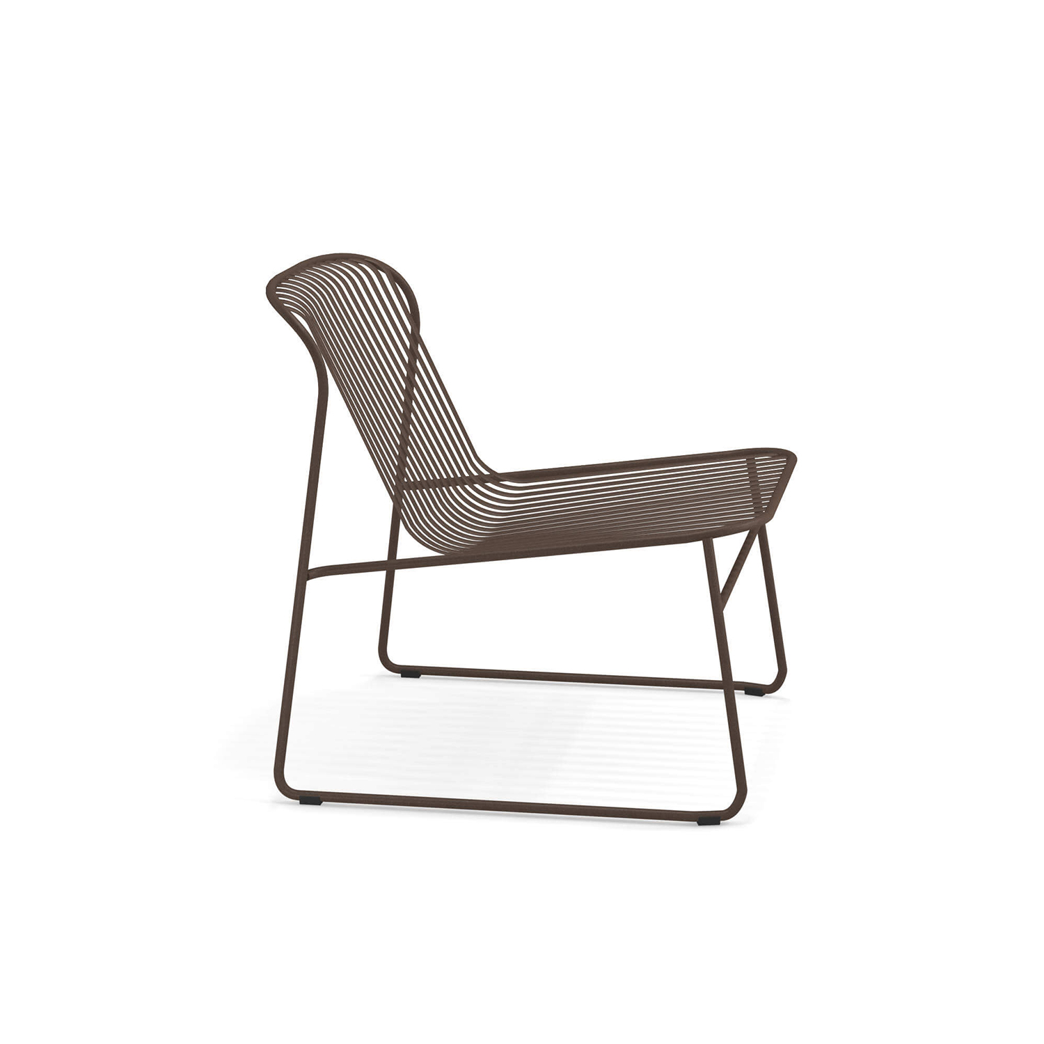 Riviera Lounge Chair - Set of 2 - <p>The Riviera collection is minimal and sophisticated, yet, extraordinarily comfortable. The collection stands out for its sinuous lines the retro look of the materials and modern finish techniques used. The collection includes The seat, armchair, footstool and a lounge chair.</p>  | Matter of Stuff