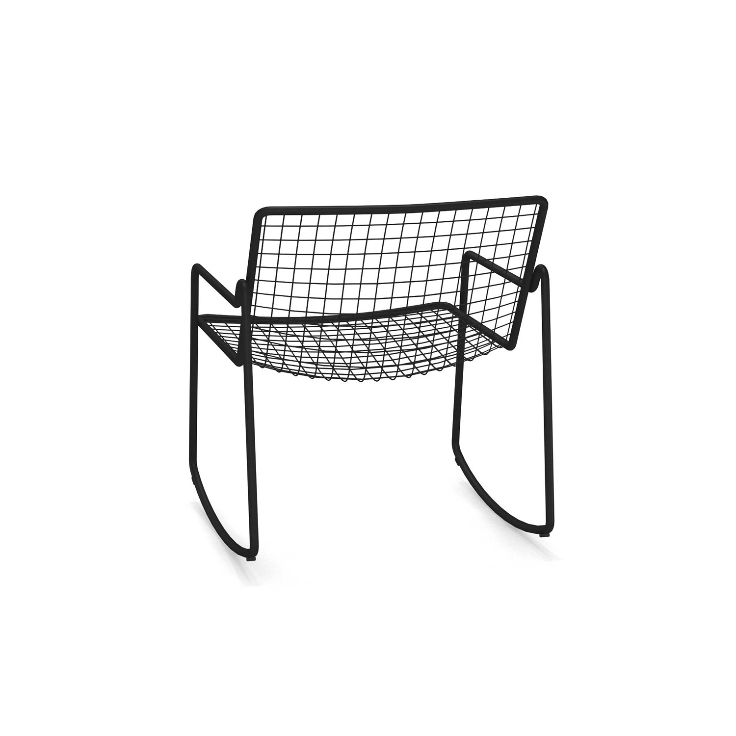 Rio R50 Swing Lounge Chair - <p>RIO R50 is an expertly crafted re-edition of the historic model Rio of the 70s. RIO R50 has a frame in ASFORM steel tube, high-quality steel with high mechanical performance and high resistance to weight. </p>