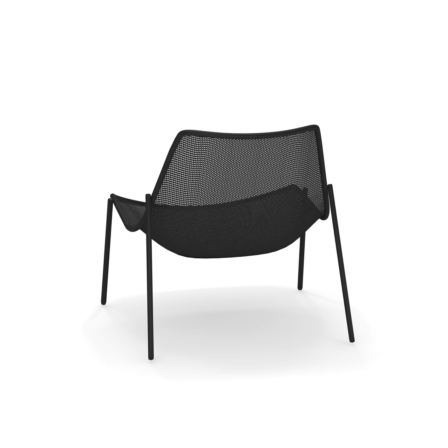 Round Lounge Chair - Set of 2 - <p>Round is a collection defined by its search for structural balance and soft lines, an interpretation of outdoor space that conveys stylistic but essential refinement. Clean and basic shapes mark the range of elements that make up this collection.</p>    Matter of Stuff