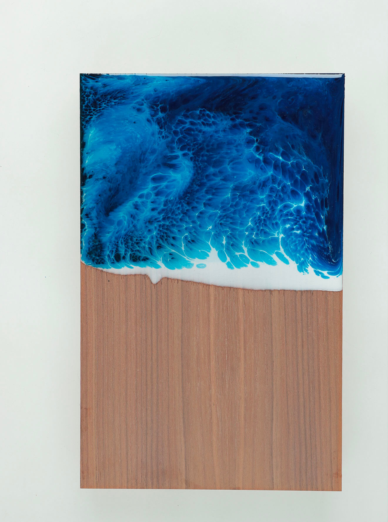 Blu Agata Liquid Ceramic Effect Varnish