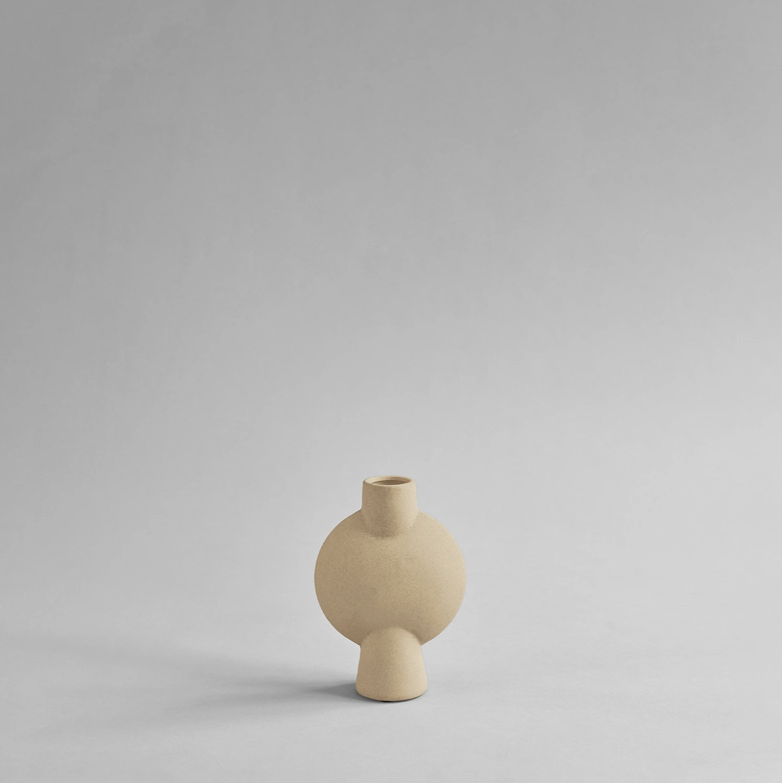 Set of 4 Sphere Vase Bulb Mini