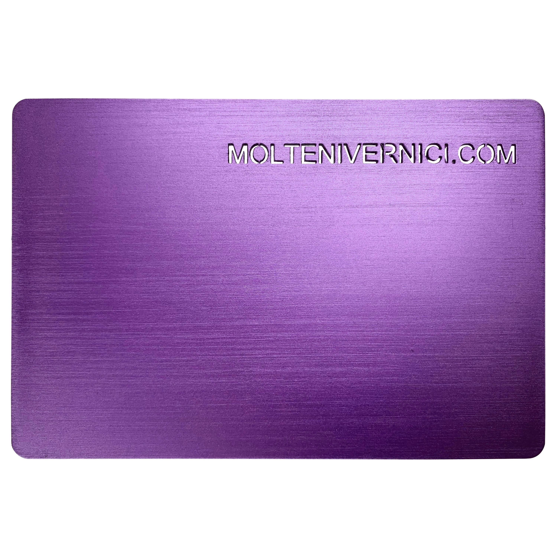 Anodyc Violet 3 Series Metal Varnish