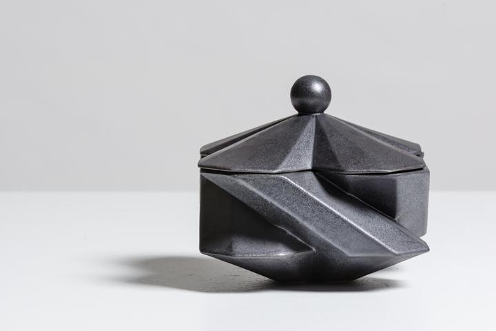 Fortress Treasury Box Iron