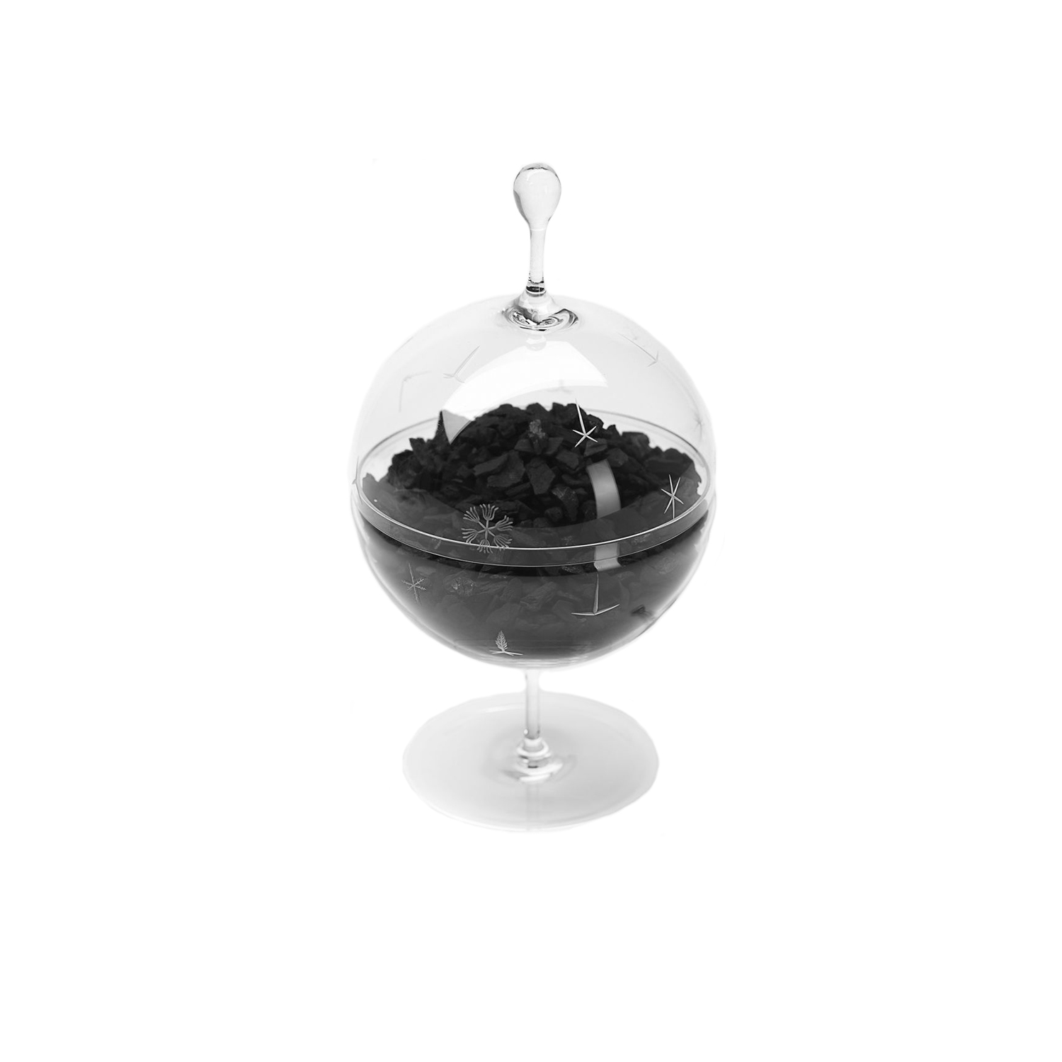 Still Charcoal Dish Water Bacteria - What are the true luxury goods of today? For us, it's not glitter, gold, or heavy cut crystal vases. People of today need carefully designed and well-crafted objects. Pure drinking water is a treasure and this drinking set – STILL – reminds us to cherish and enjoy our world's most important resource. Formafantasma didn't come back with a single piece, but instead with a series that tells an evocative story. | Matter of Stuff