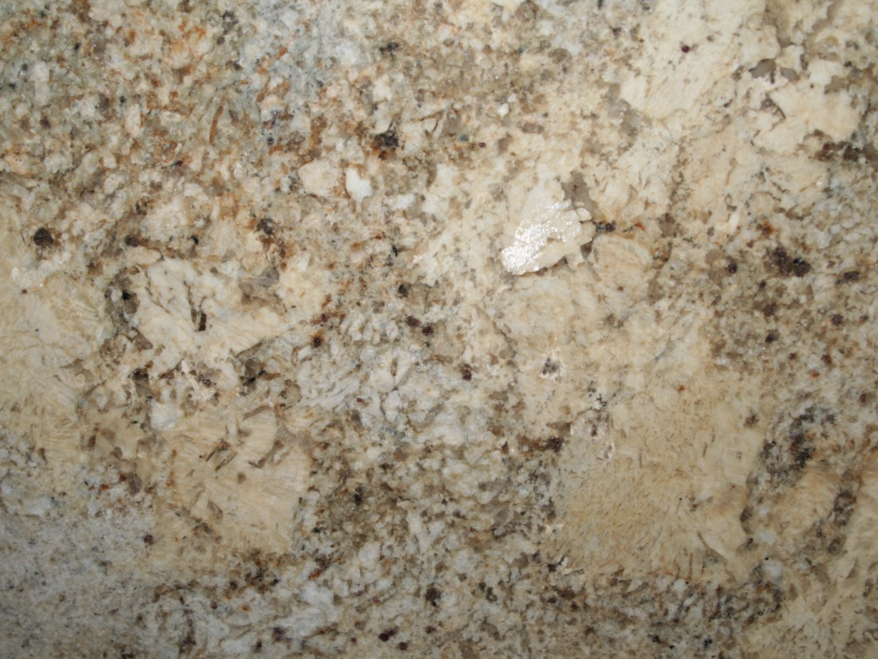 Golden Beach - Golden Beach is a stunning yellow-coloured granite from Brazil. This stone is suitable for both interior and exterior projects.  | Matter of Stuff