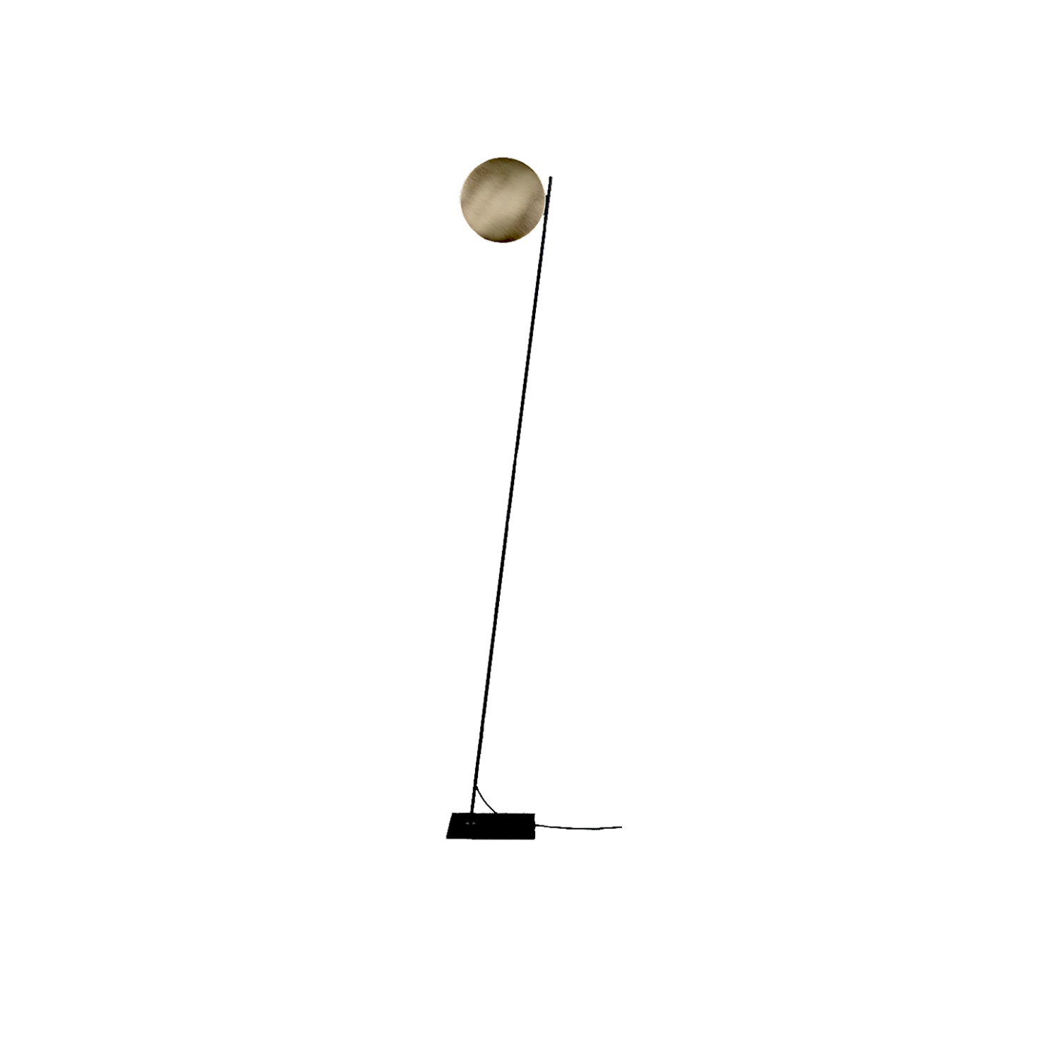 """Lederam F0 Floor Lamp - The new lamps and upgrades were presented in preview at the Salvioni Milano Durini showroom during the Fuorisalone 2018. Available starting from September, the items have been collected in the new brochure """"Release 09.18"""". 