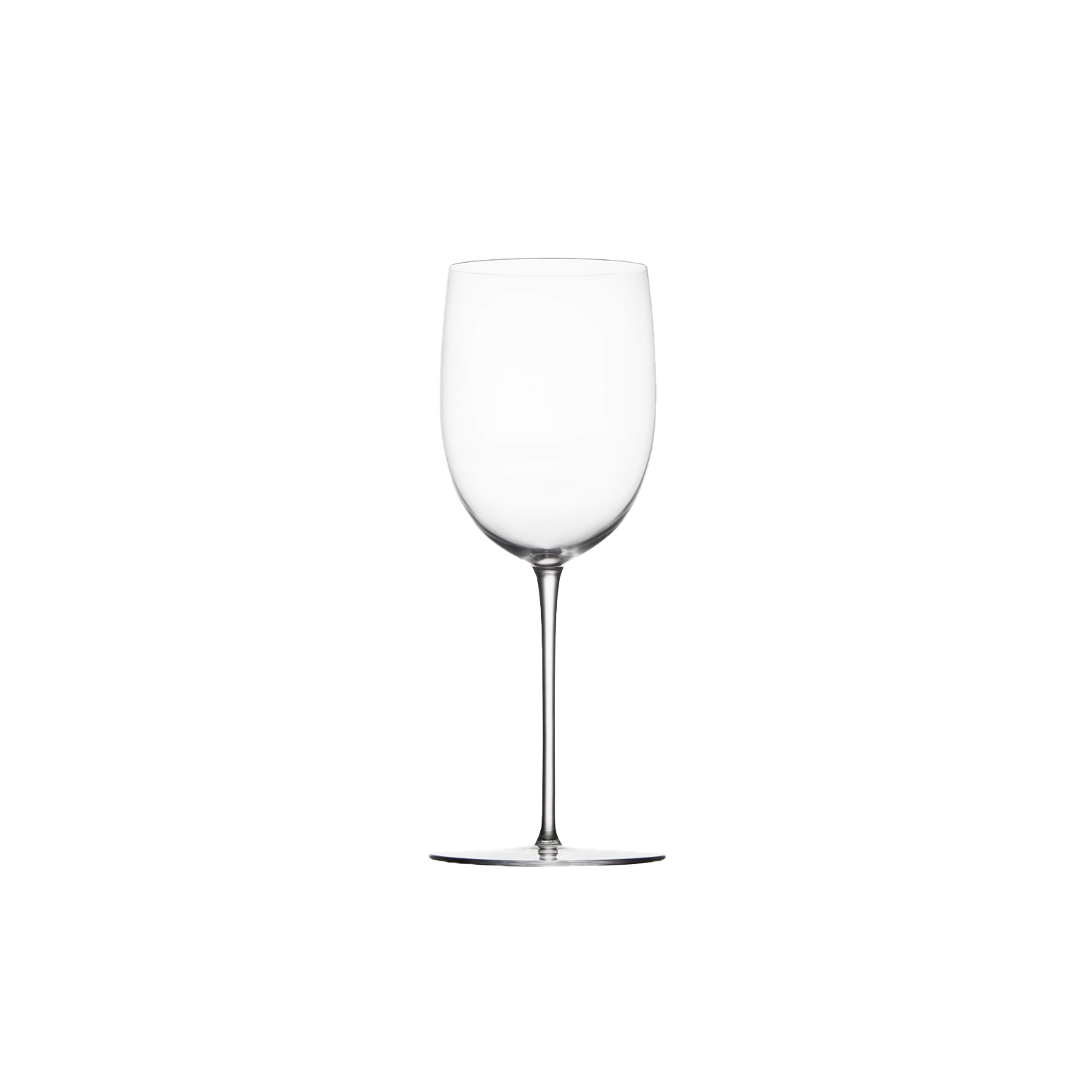 Drinking Set No.280 Wiener Gemischter Satz White Wine Glass - Set of 6 - POLKA a young and sucessful design studio from Austria wanted to create a simple Lobmeyr series to be used for personal everyday rituals. Each glass radiates elegance and grace of mouth-blown Lobmeyr crystal and each of the small series has its own story. So do the oenological correct wine glasses or the traditional champagne cup, standing for ebullient pleasure.   Matter of Stuff