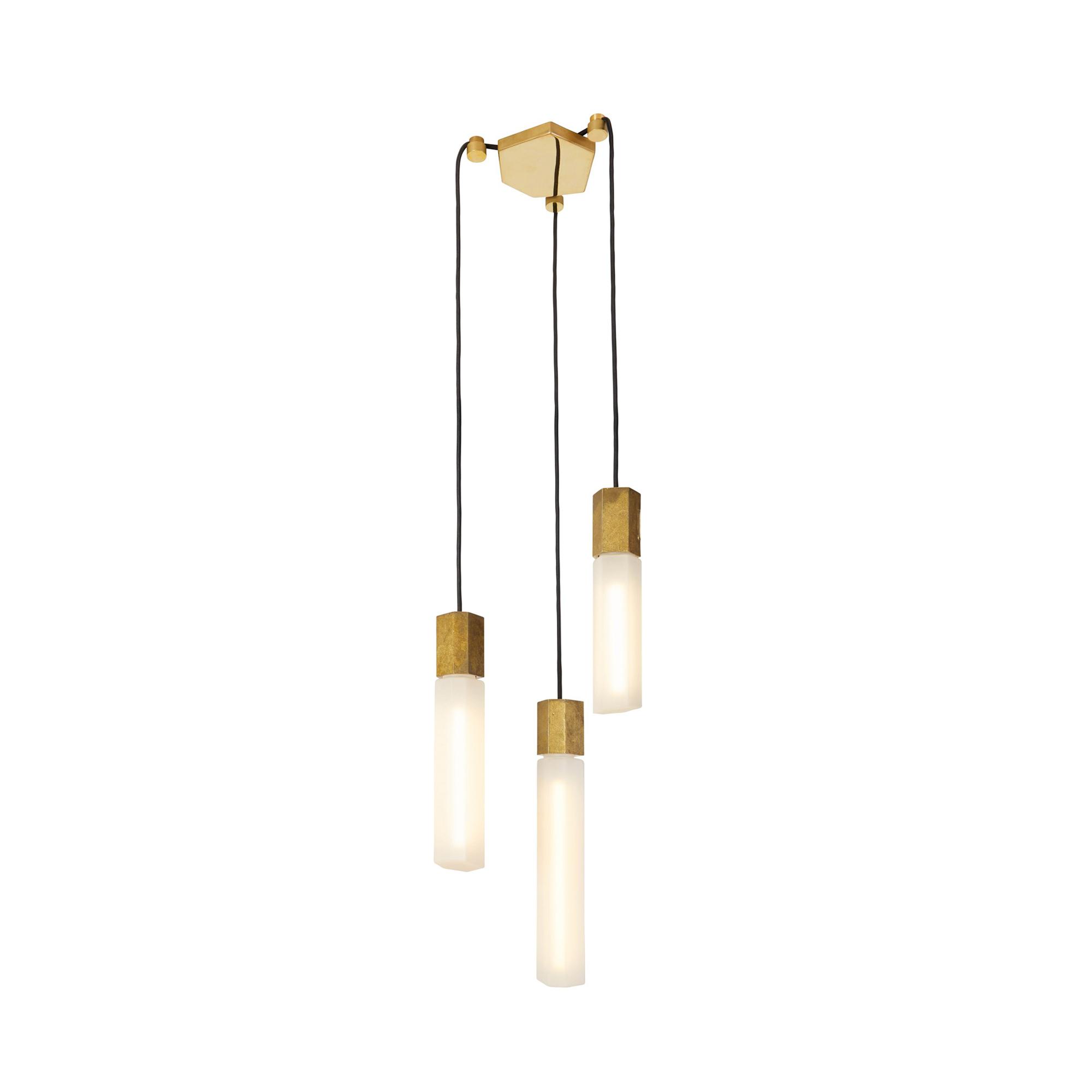 Basalt Ceiling Lamp Medium