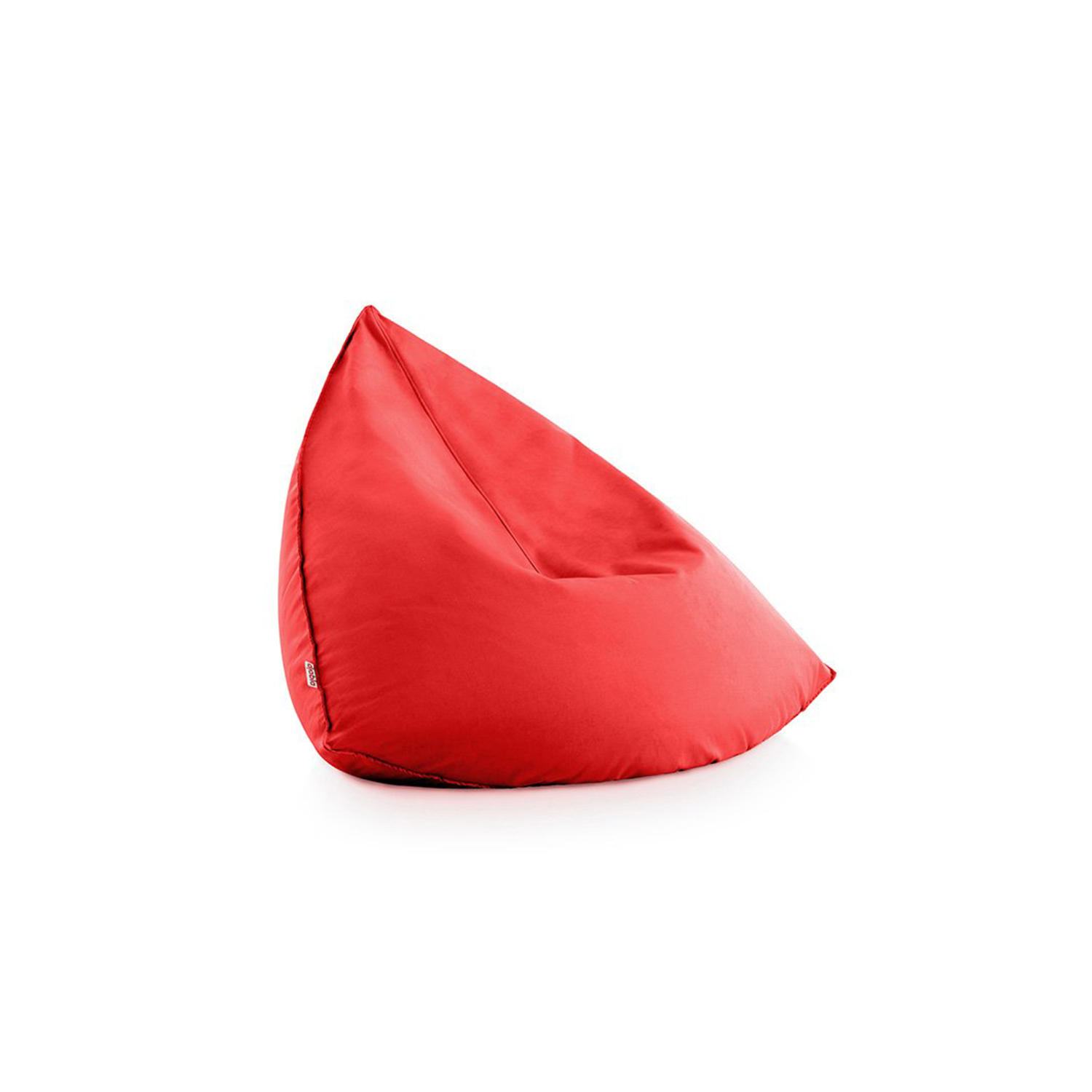 Sail Pouf - Let yourself be seduced by our most loving outdoor chair. Sitting in Sail is like enjoying a lovely hug, as the whole of the inside of the chair moulds to your body. This is because of its soft cushioning made from polystyrene beads that move around and intuitively adapt to the human figure. An informal seat for relaxed, laid-back atmospheres.