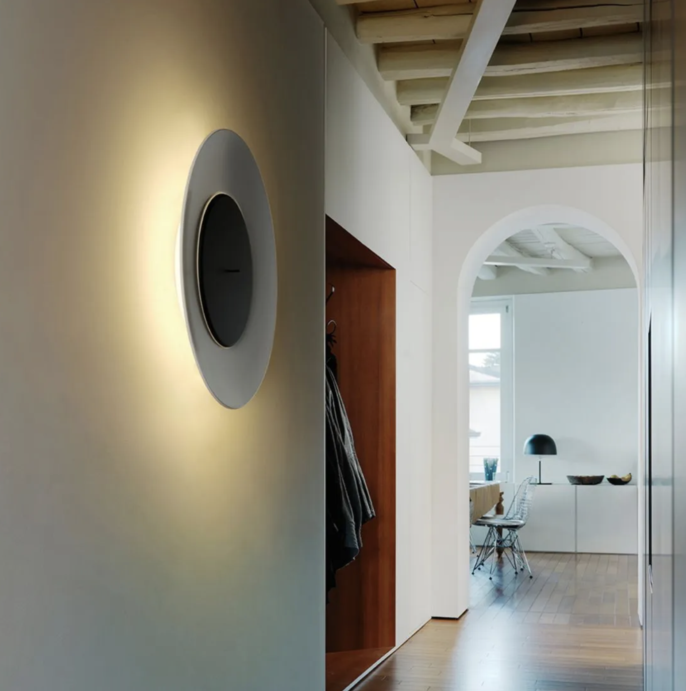Lunaire Wall/ Ceiling Lamp