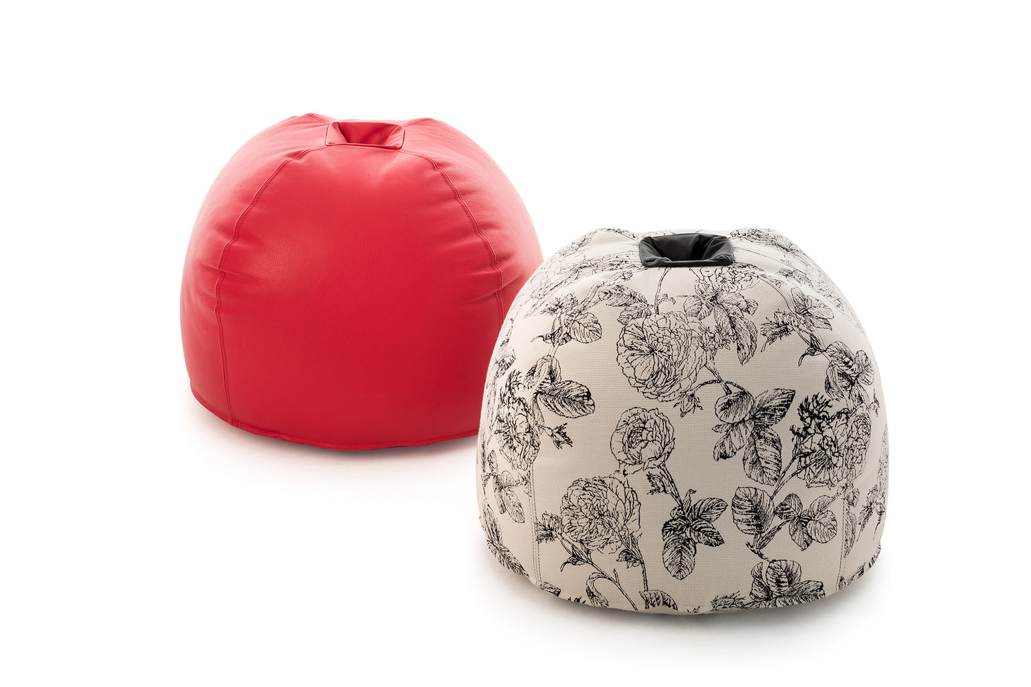 Boum Ottoman - <p>This is a soft and round ottoman. The central hole that races along its central part, emphasizes, with its absence, the fullness and the sinuosity of its shape that recalls a fruit. From a more functional point of view, the hole is useful to carry and move the pouf in the desired position and it improves its comfort.</p> <p>Full set of colours on enquiring.</p>  | Matter of Stuff