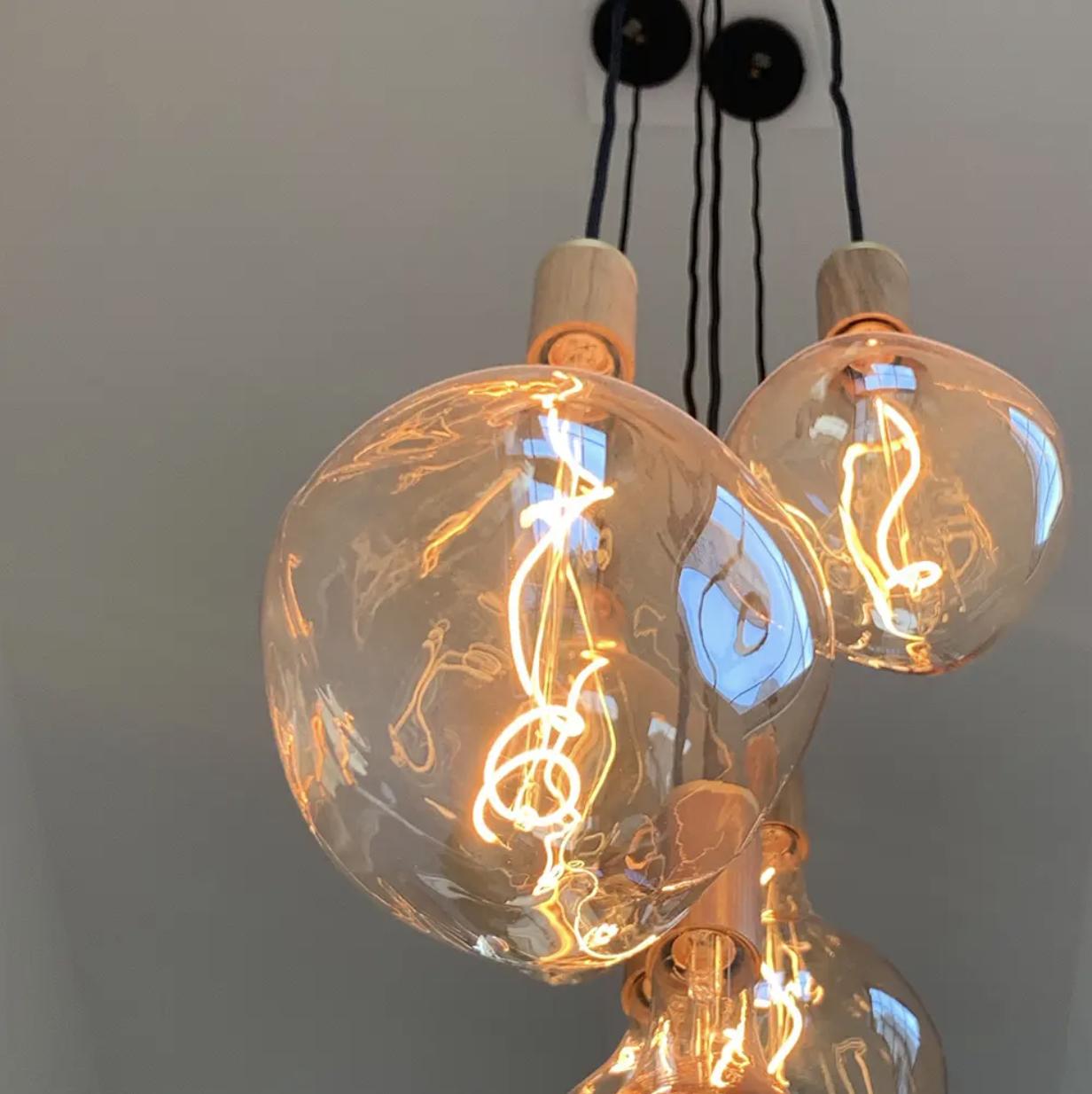 Voronoi III Pendant Light