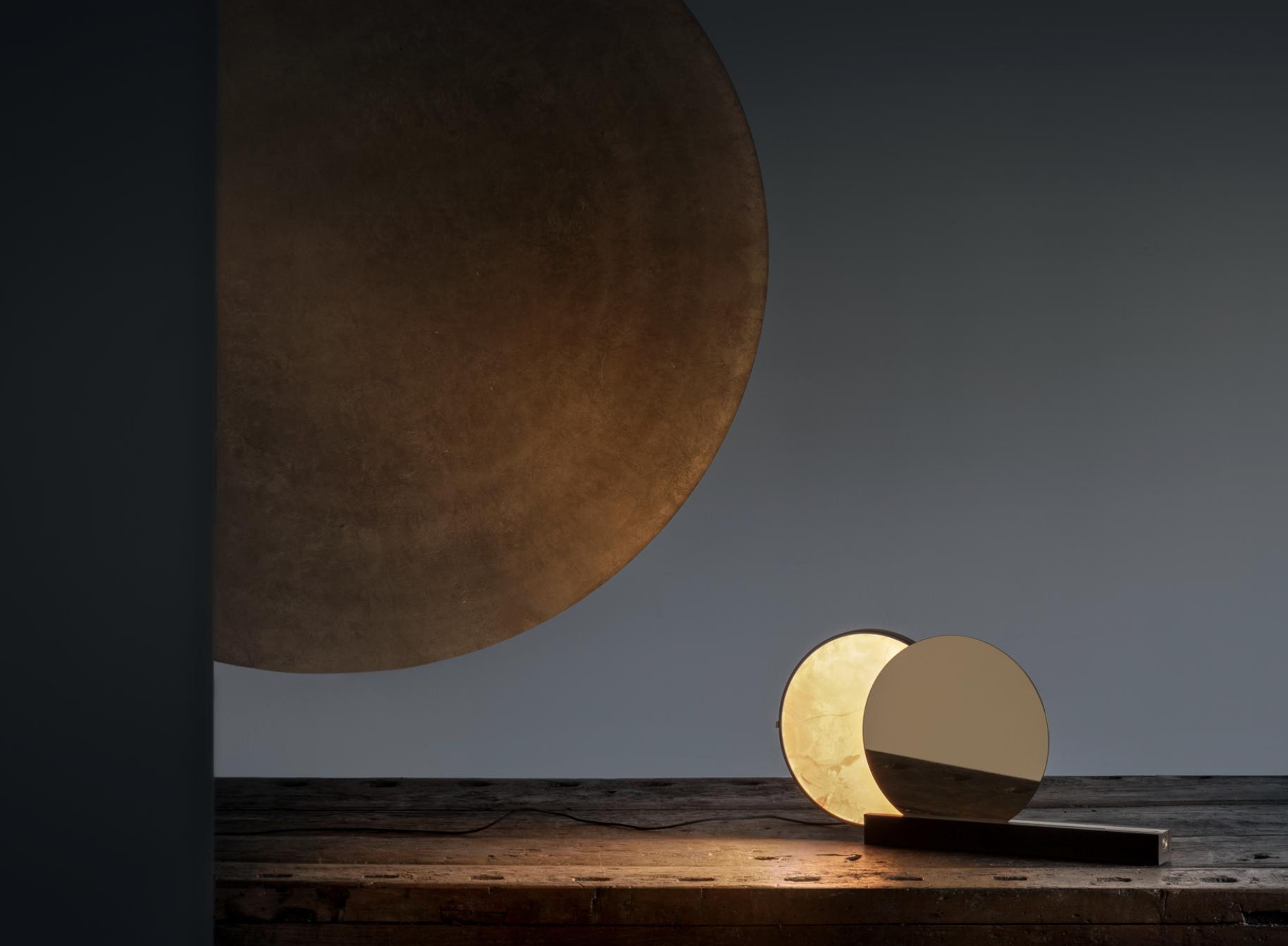 Alchemie T Table Lamp