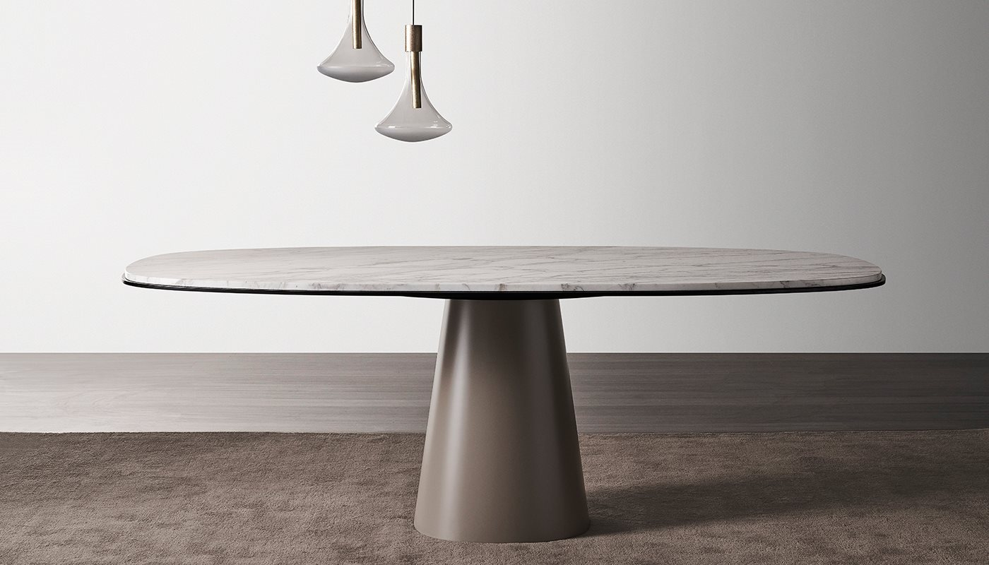 Owen Round Dining Table