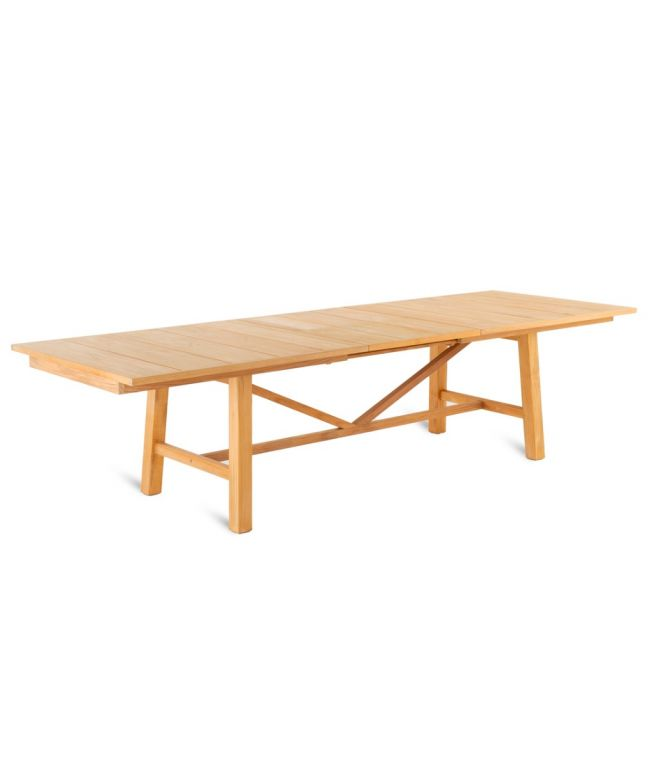 Synthesis Rectangular Extendable Table
