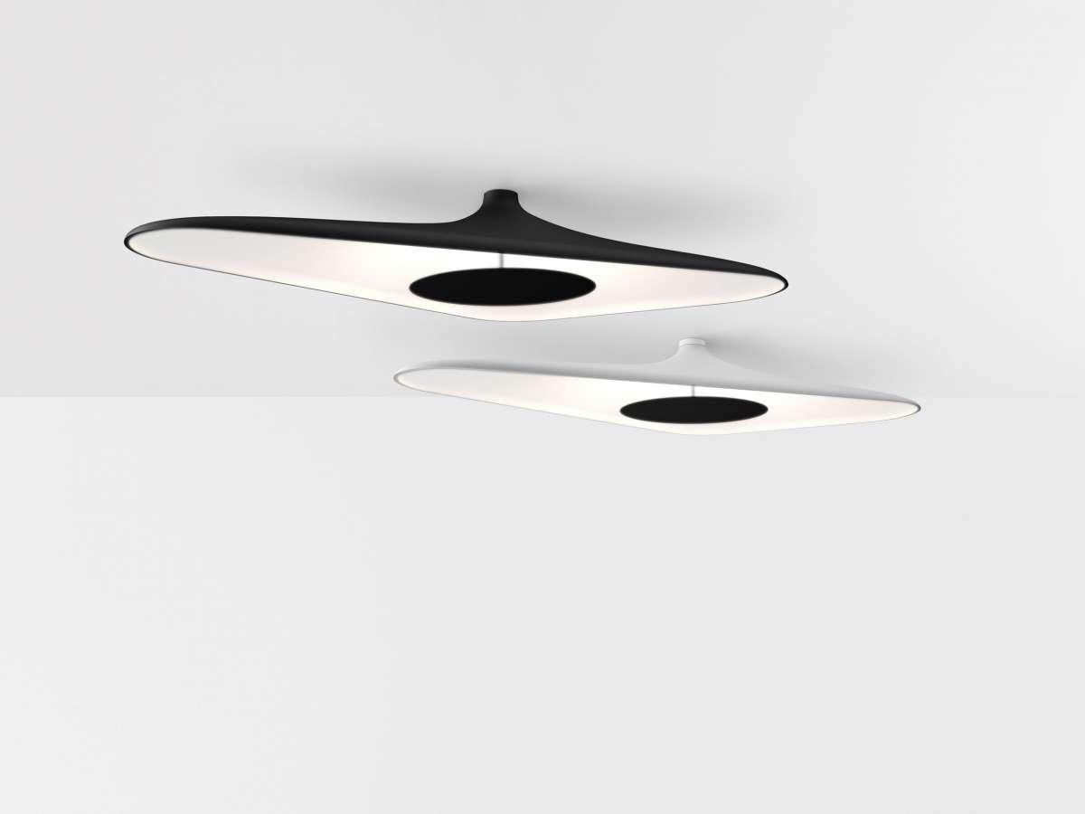 Soleil Noir Ceiling Lamp
