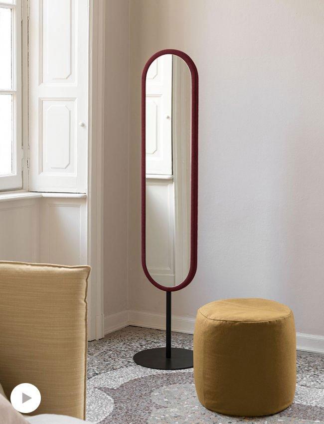 Lap Mirror