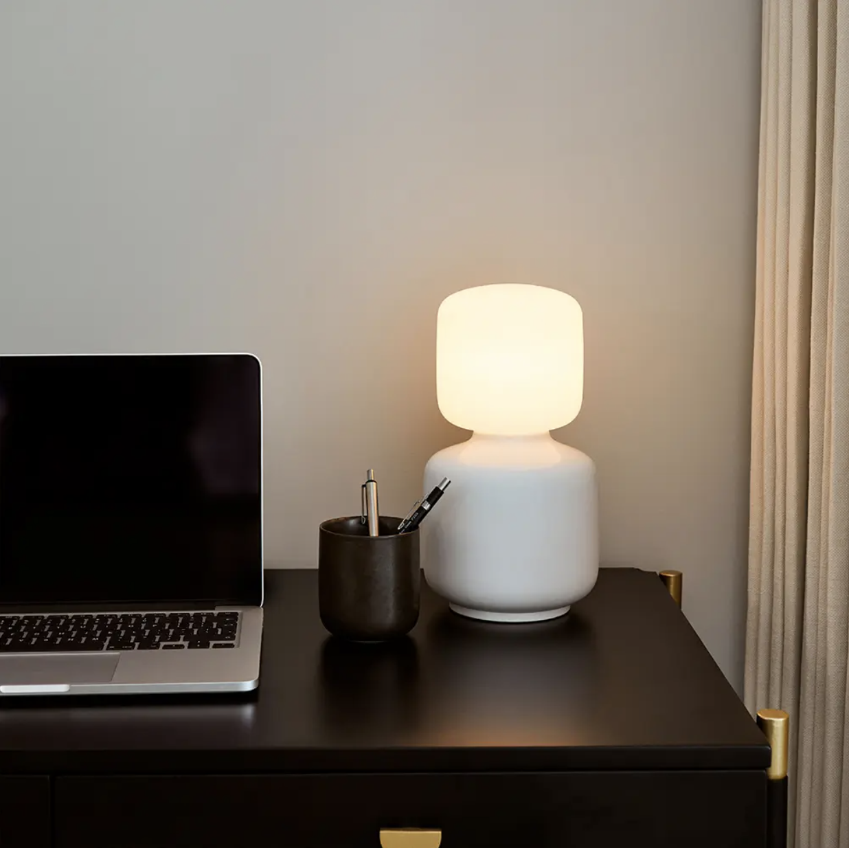 Reflection Oblo Table Lamp
