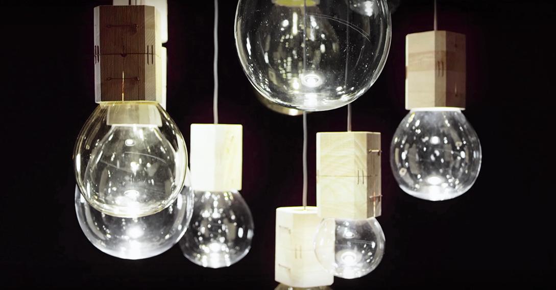 Moulds Pendant Lamp