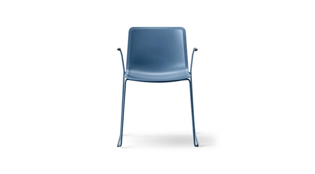 Pato Sledge Base Armchair
