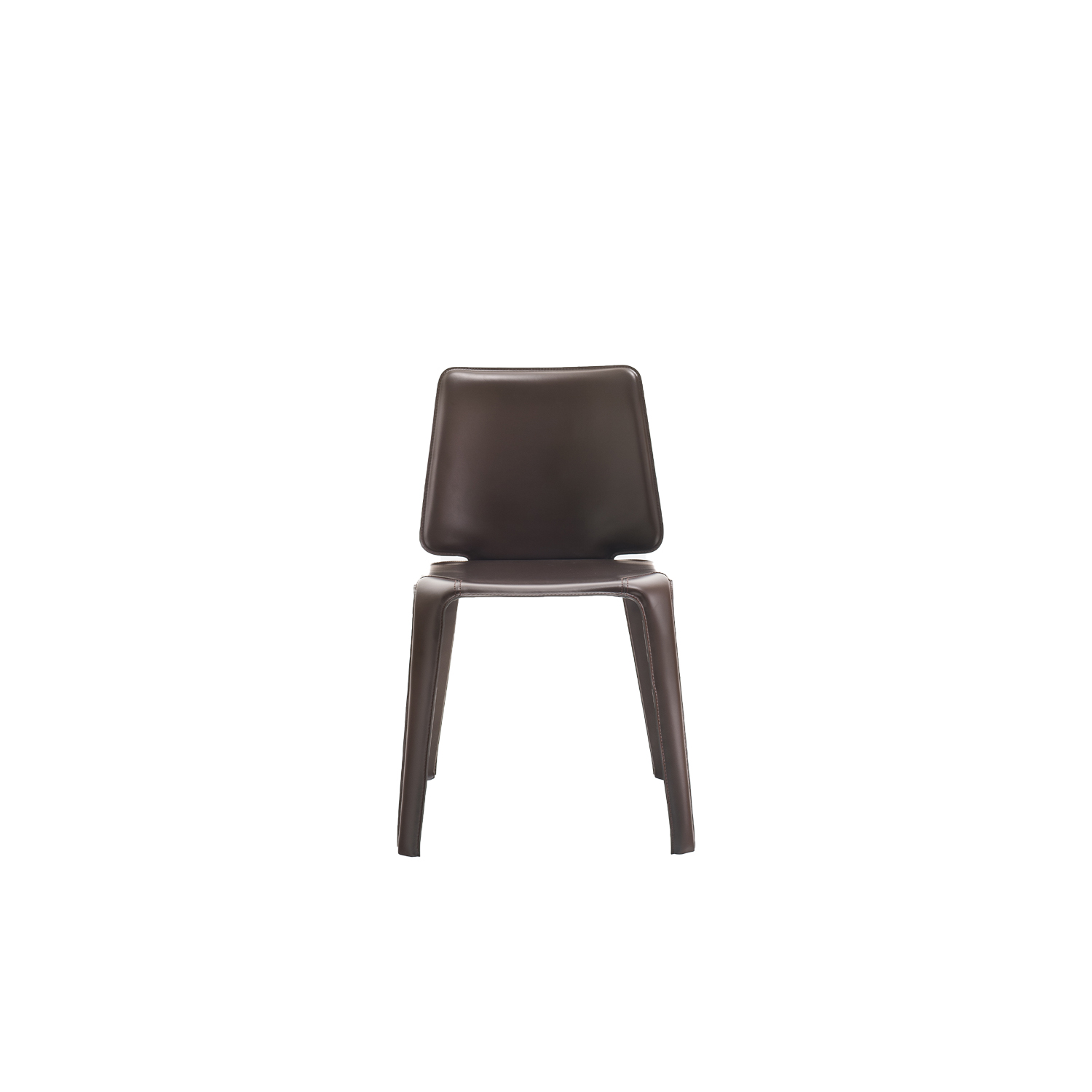 Mood Chair - Mood is a premium refined chair with soft sleek lines. Chair with steel structure covered by genuine leather. | Matter of Stuff