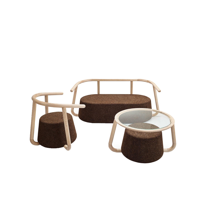 Ypsilon Lounge Chair