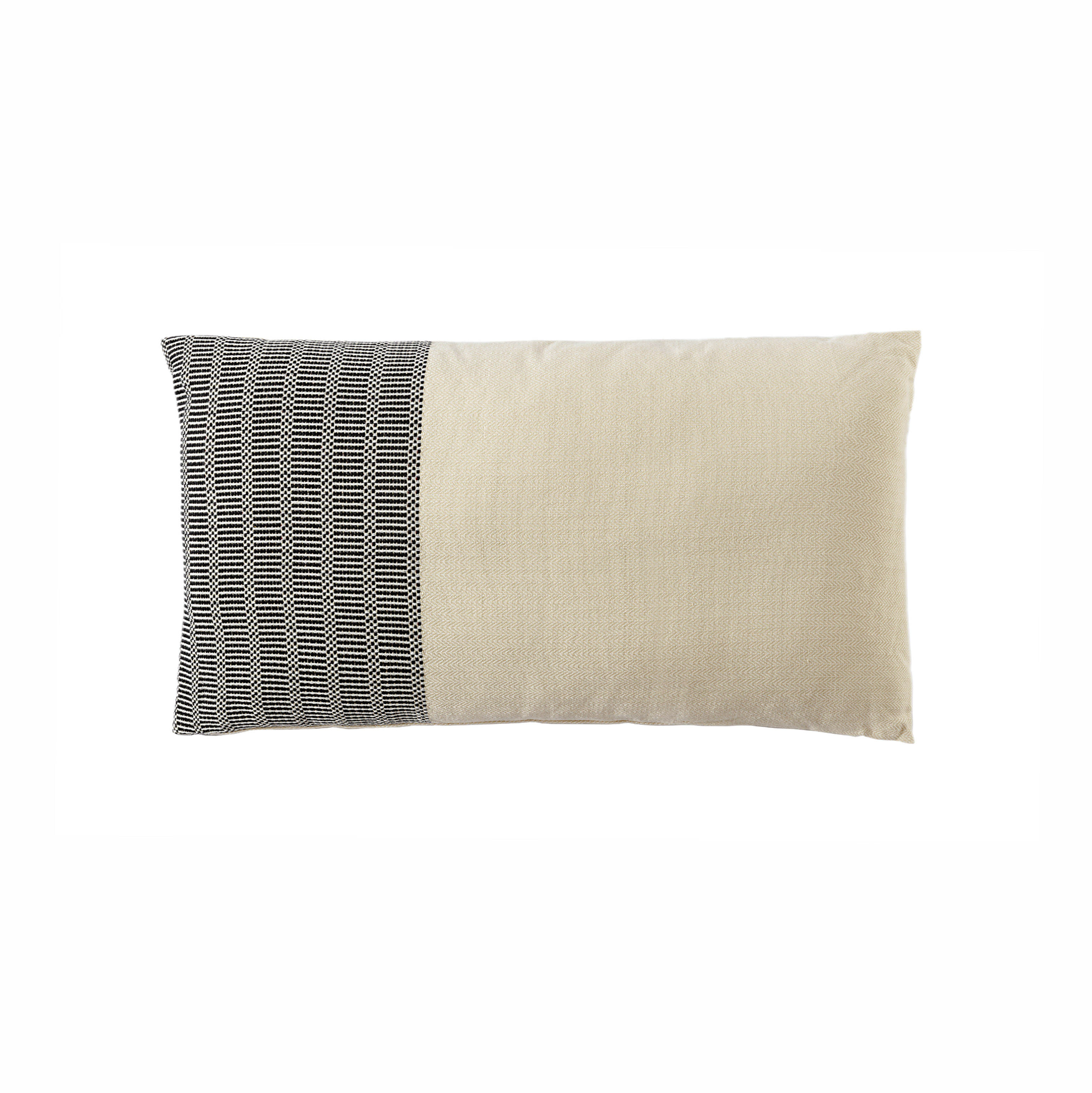 BISACCIA Cushion - Made with Pibiones and Aramu technique 90% wool, 10% cotton   | Matter of Stuff