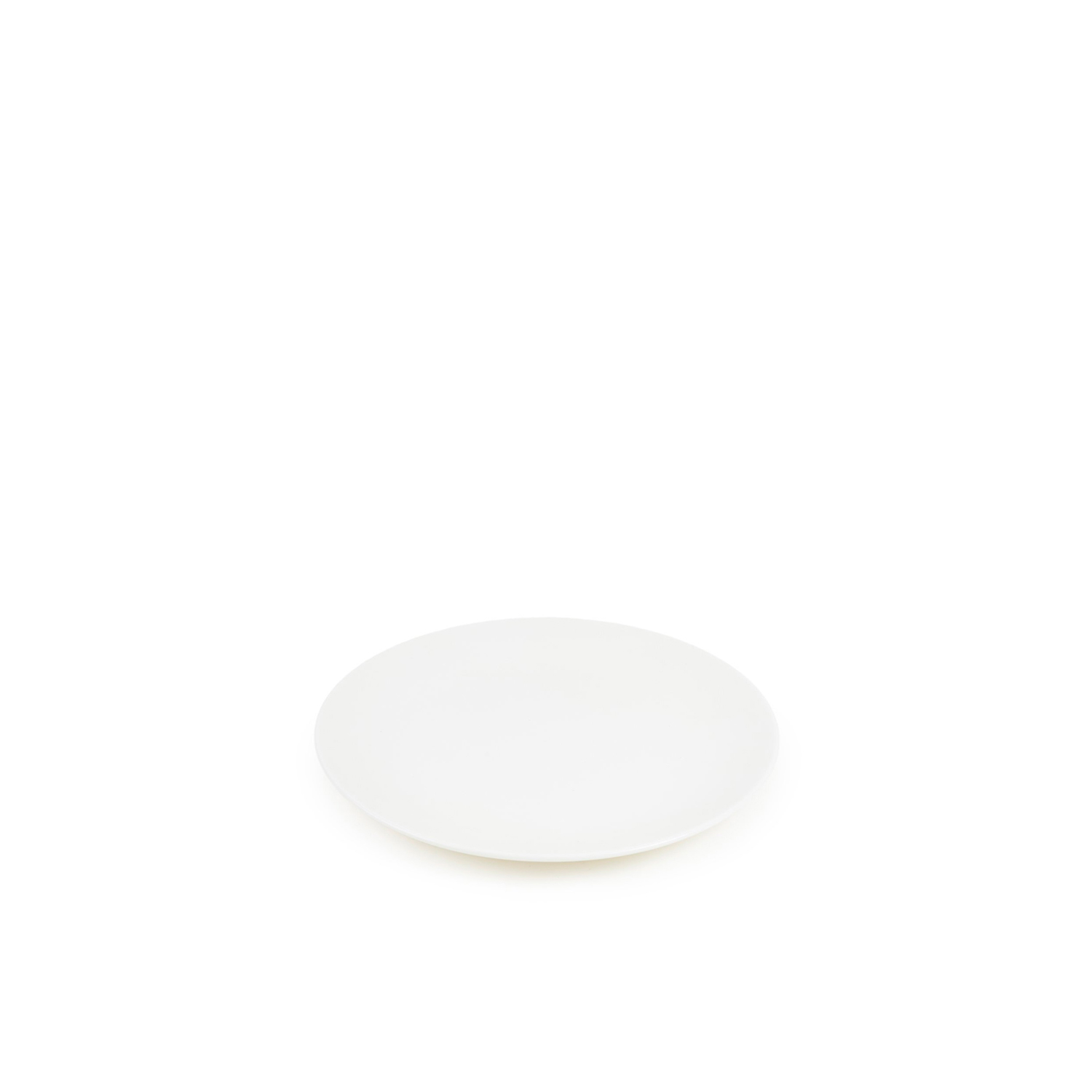 White Salad Plate - 