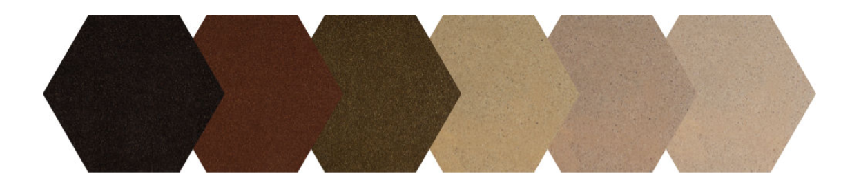 Plank Mycelium Floor Tiles