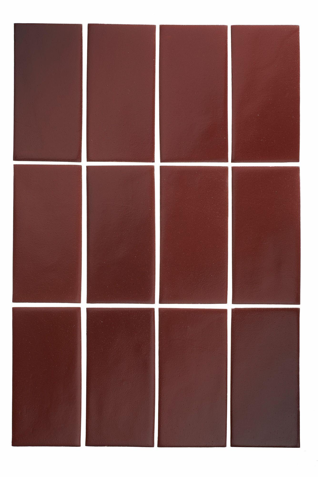 FE35S_7 Iron Waste Glazed Tiles