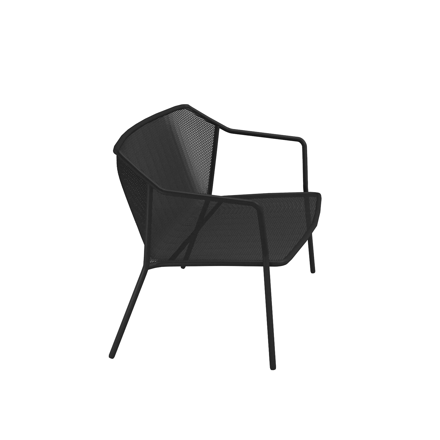 Darwin Two Seater Sofa - <p>The ergonomic proportions and lightness of structural lines guarantee both comfort and adaptability. Darwin is a steel collection, which revisits classic themes, in a delicate metal sheet mesh placed within a contemporary geometric structure. The Darwin range consists of chair, armchair, tables, stool and counter table, sofa, lounge chair and coffee table. Defined by its exceptional style, Darwin is suited to all kinds of furnishing contexts.</p>  | Matter of Stuff