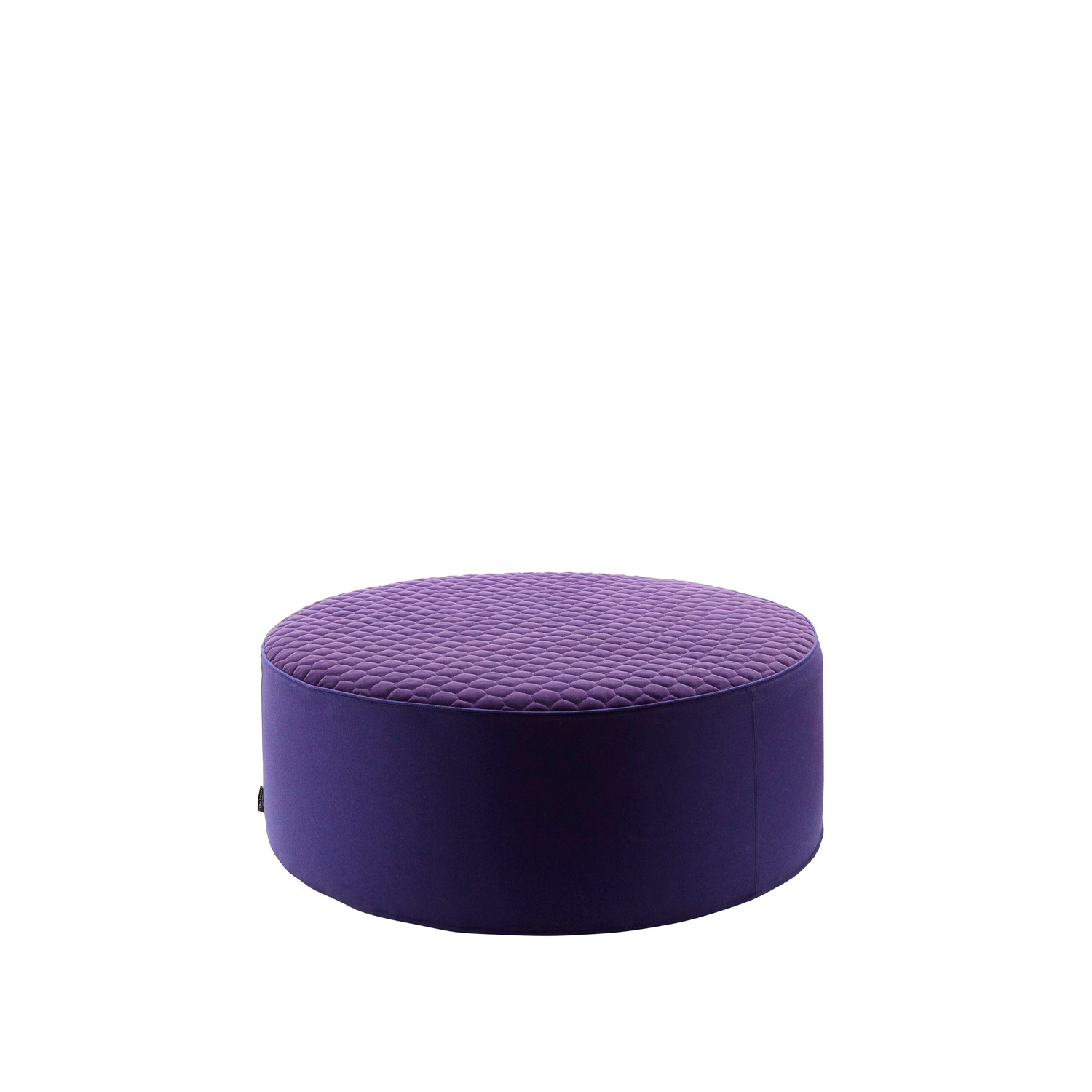 Corolle Circus Pouf  - Corolle is a circular or square padded pouf that fits easily to any room in the house.     Matter of Stuff