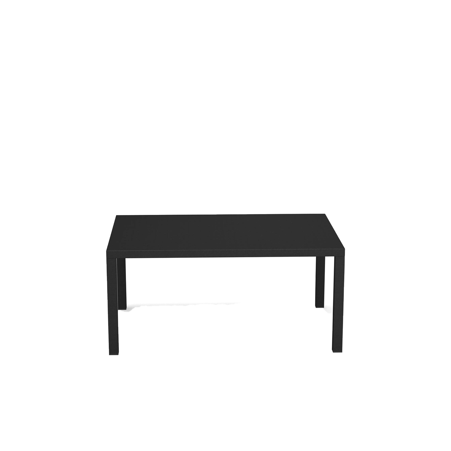 Round Snack Table - <p>Round is a collection defined by its search for structural balance and soft lines, an interpretation of outdoor space that conveys stylistic but essential refinement. Clean and basic shapes mark the range elements that make up this collection.</p>