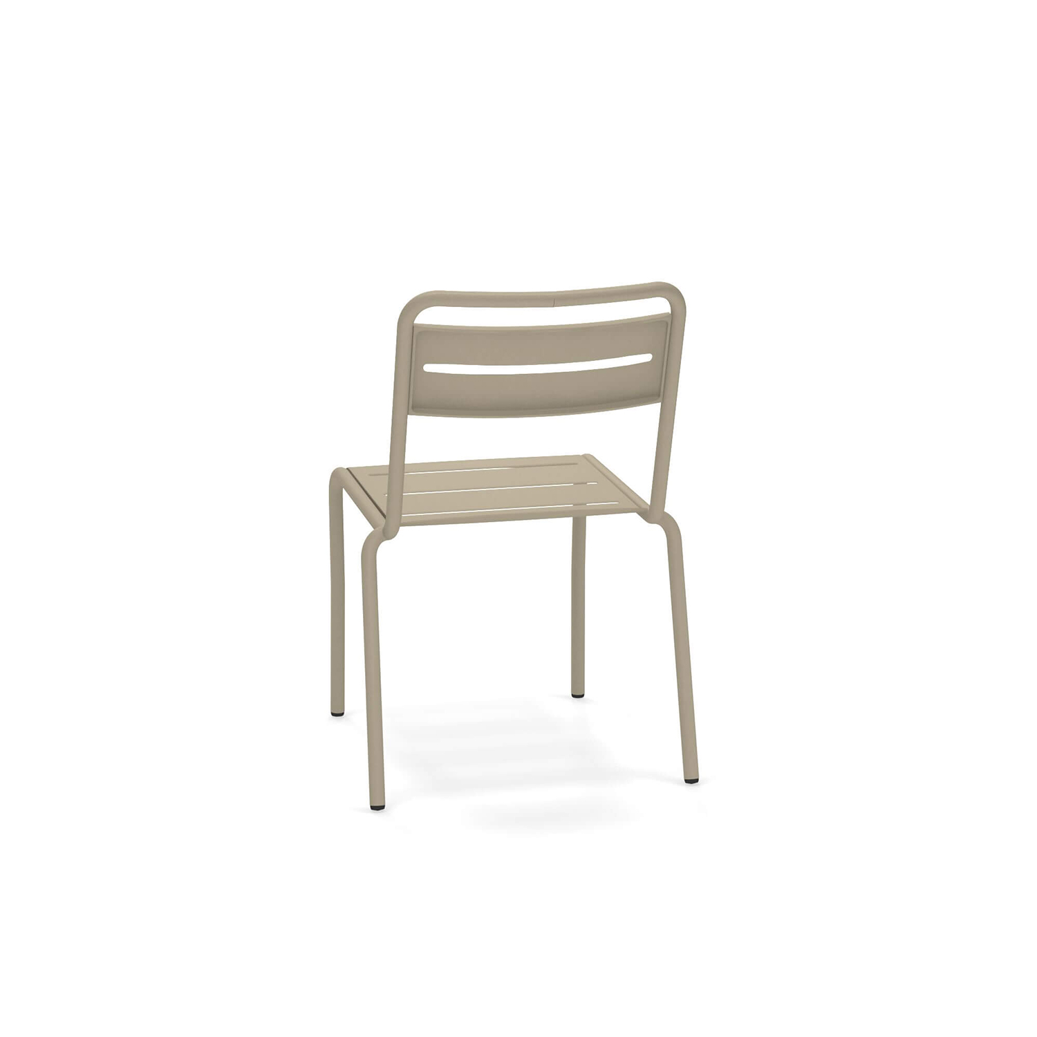 Star Chair - Set of 4 - This is a set of 4 chairs that suit the garden as well as the home. A series of chairs and tables, the Star collection is an evergreen among EMU products. Simple shapes, colour and versatility mark this collection which is defined by soft, classic lines, ideal in multiple contexts and surroundings. The Star collection comprises chair, armchair, stool, lounge chair, sofa and tables of various sizes.</p>  | Matter of Stuff
