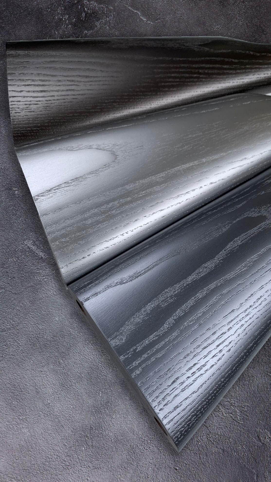 Never Ossidiana Flat Metal Varnish