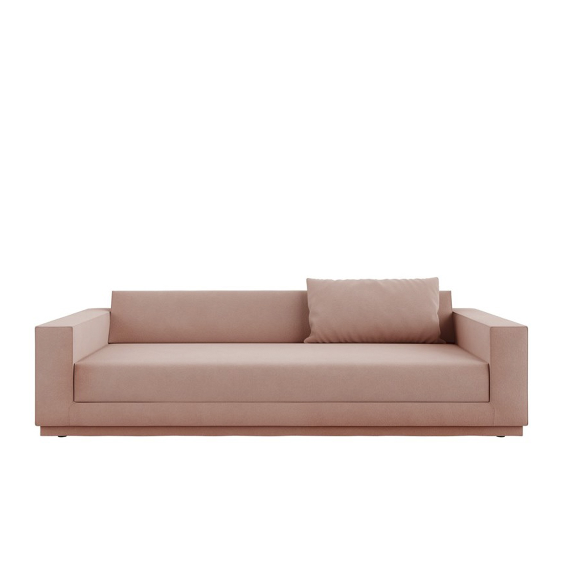 Havana Sofa Bed - Havana is a synthesis of elegance and flexibility.‎ From an elegant centrepiece of any space, it can be transformed with a simple action into a bed with storage.‎ Versatile also by virtue of the choice of a number of removable covers and base options in aluminium or wengè finish.‎