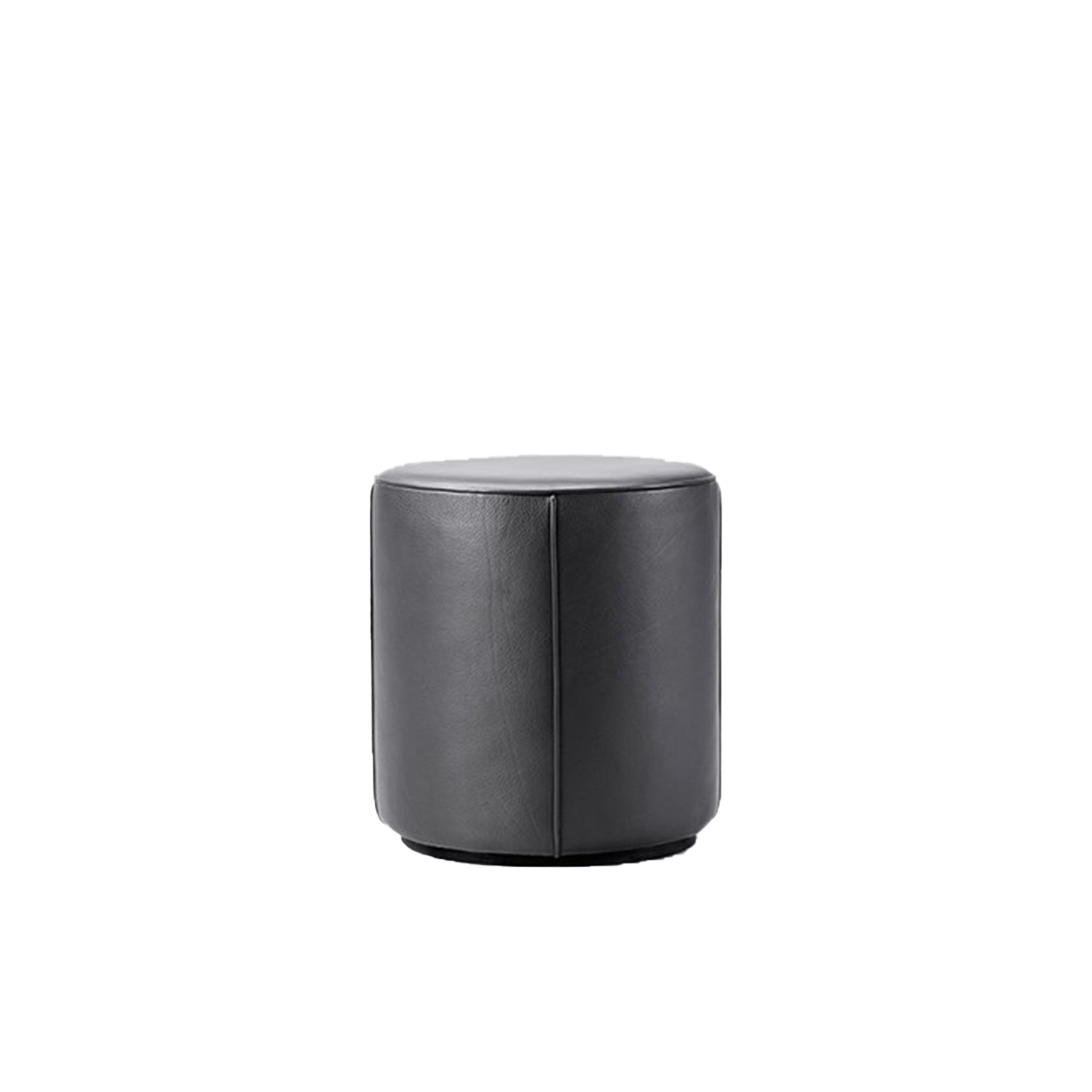 Mono Pouf Ø39 - Mono Pouf is a singular concept with a multitude of possibilities. Either as an appealing seating option, side table, footrest or decorative item, the cylindrical shape in different circumferences and heights makes Mono a welcome addition to any space. From retail and commercial venues to the hospitality and private sectors.  Fredericia introduces Complements – A new line of material-driven pieces conceived as collector's items to complement our portfolio.   Complements is a new collection of designs that join our main collection of furniture. A line of collectibles rooted in our passion for materiality comprised of functional pieces with aesthetic qualities that are equally appealing as decorative elements. From objects and small functional furniture to hidden gems from our archives with a renewed relevance.   With Complements, we expand on our expertise with materiality to encompass a range of accessories and furnishings that - together with our line of furniture - create a look and feel for an entire interior or concept.   Drawing on our legacy of working with wood and leather, we've explored other materials with textures, colours and compositions that bring an extra dimension to the atmosphere. The result is a celebration of materiality in well-considered concepts that are refined, authentic, inviting and crafted to last.   We're always open to designers, where we feel a strong connection with their work and a mutual mindset. For Complements, we've engaged with the next wave of new talent in Denmark and abroad. Both new and established names, who share our affinity for honest materials and purposeful design.   Complements remains true to our design heritage at Fredericia while staying in tune with the world at large. Each piece is distinctive, yet they all reflect our pioneering spirit to create essentials with presence and permanence.   Collectibles to cherish now – and for generations to come. | Matter of Stuff