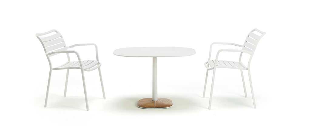 Enjoy Rectangular Lounge Dining Table