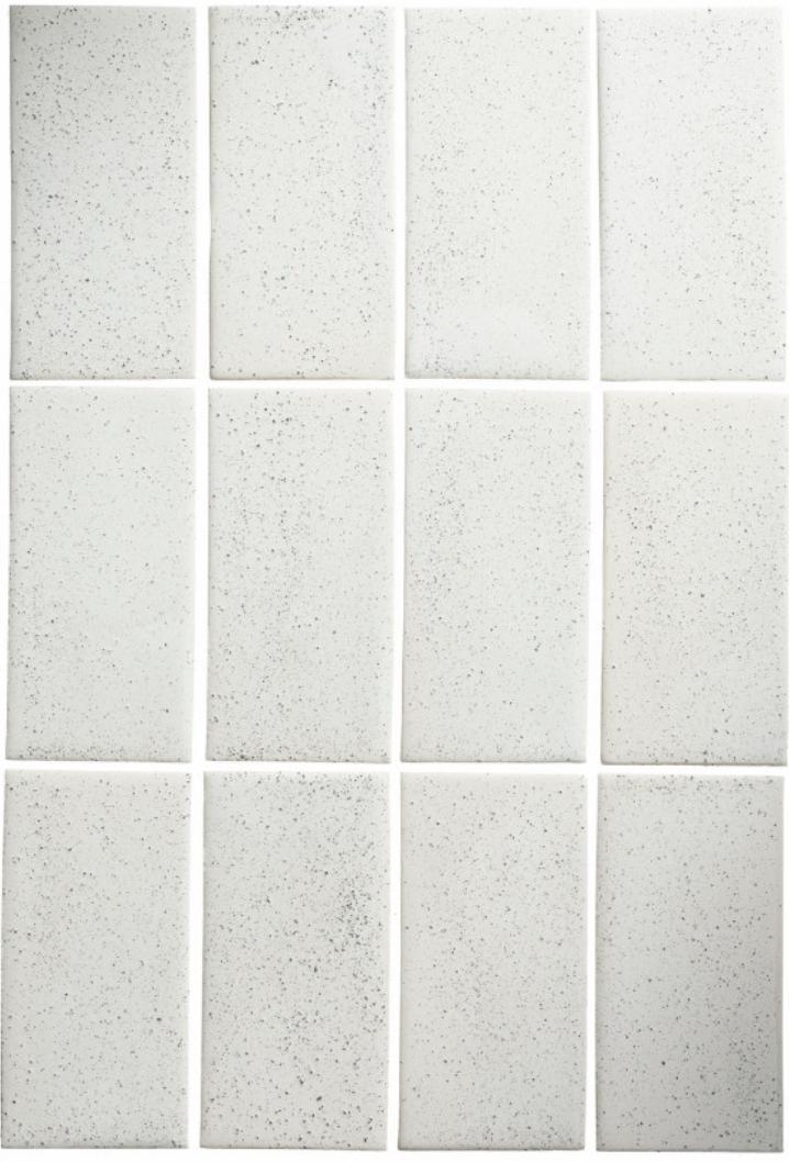 MTP1G_6 Metal Waste Mix Glazed Tiles