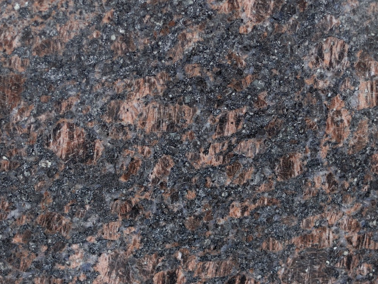 Tan Brown - Tan Brown is one the most popular types of granite. It has a deep colour which will definitely add a character to any design. Very suitable for kitchens and many others places. | Matter of Stuff