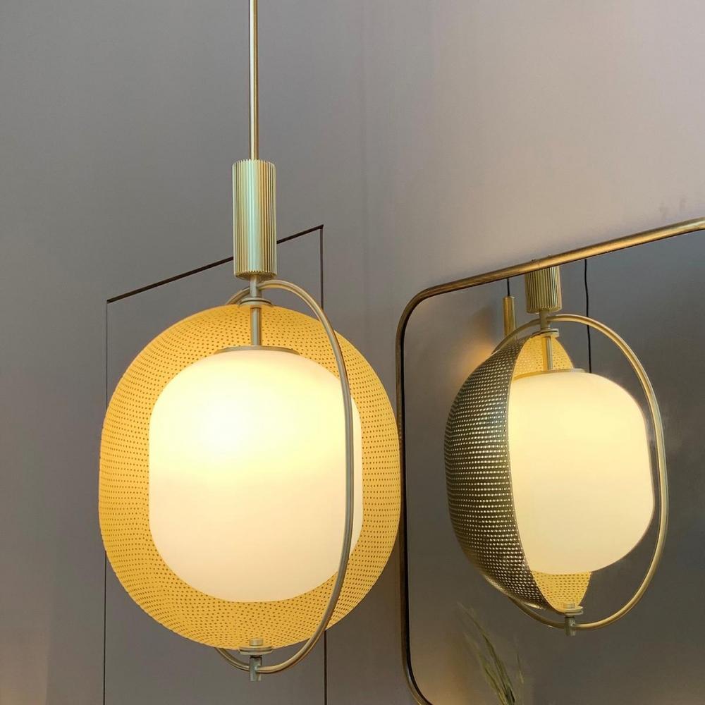 Pearl Pendant Light