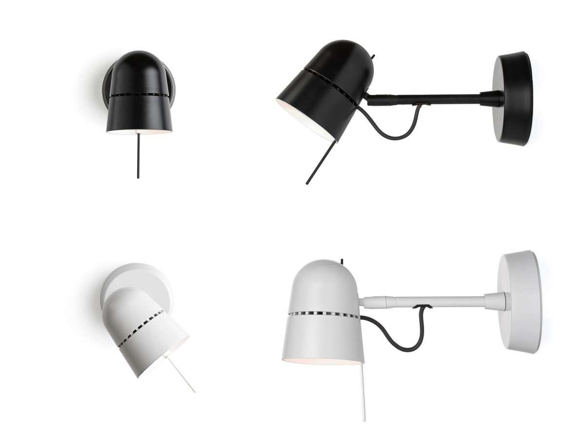 Counterbalance Spot Ceiling/Wall Lamp