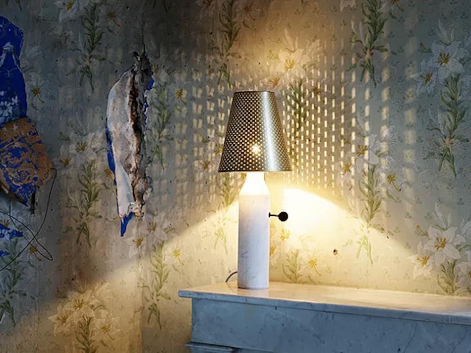 Vulcain Table Lamp