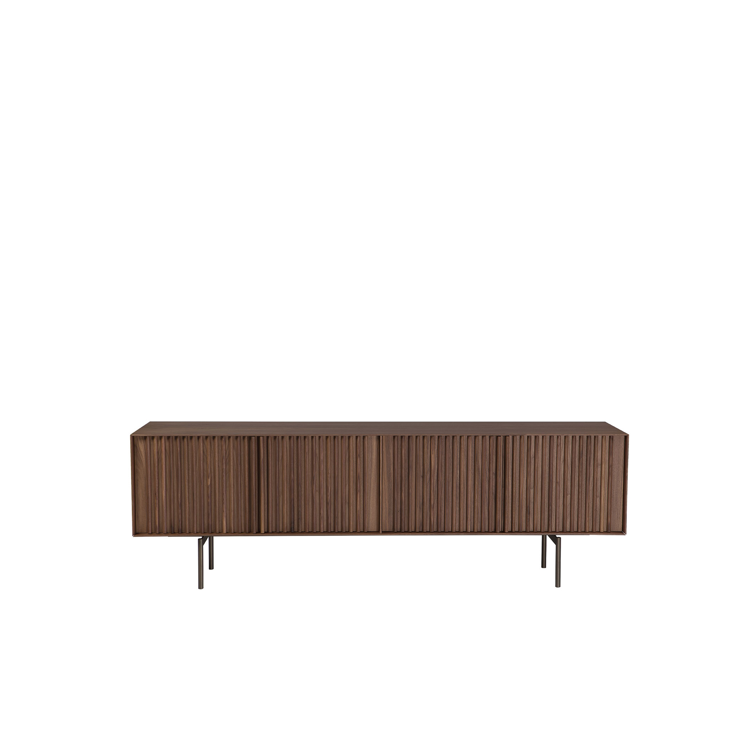 Ka-Bera 003 A Sideboard - Sideboard in various sizes with 4 doors, inside shelf.